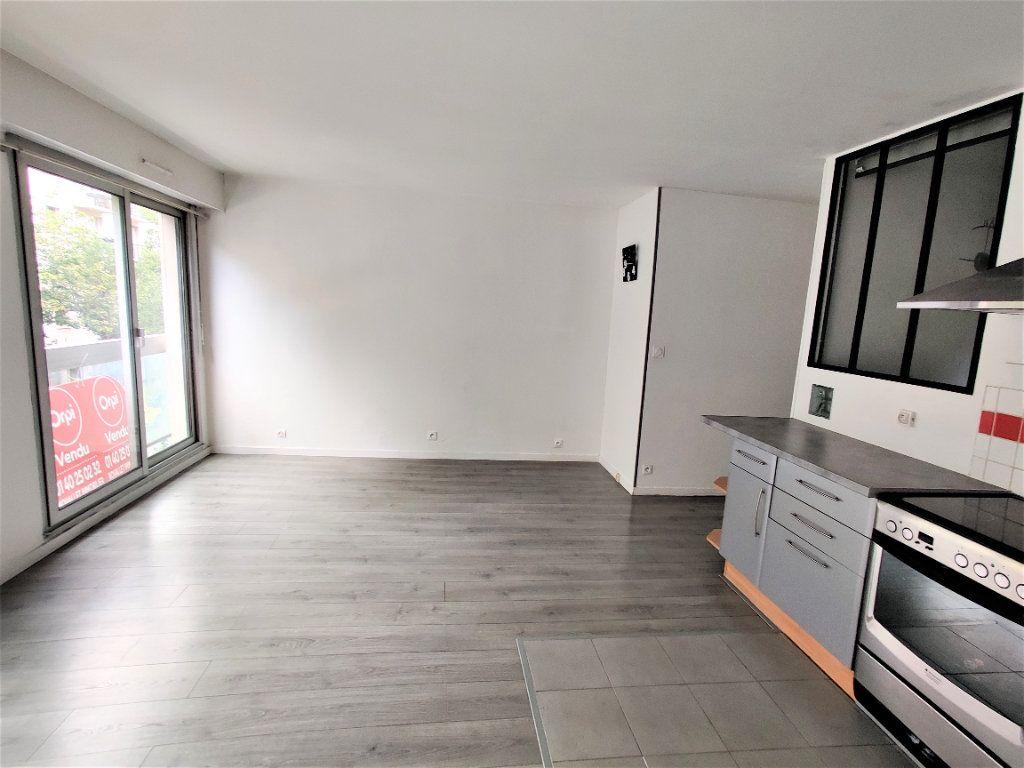 Appartement à vendre 2 42.77m2 à Paris 17 vignette-4