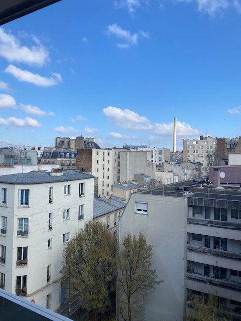 Appartement à louer 1 29m2 à Paris 18 vignette-1
