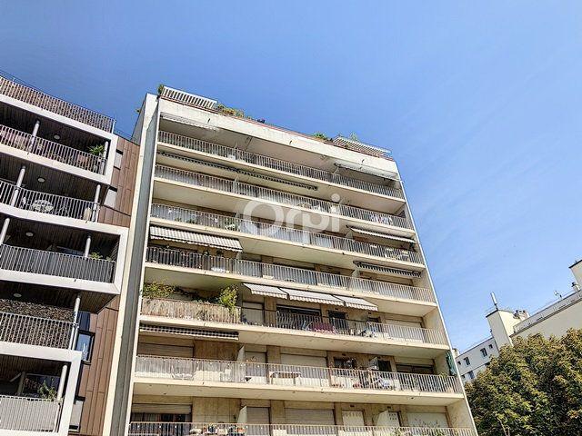 Appartement à vendre 1 31.35m2 à Paris 15 vignette-1