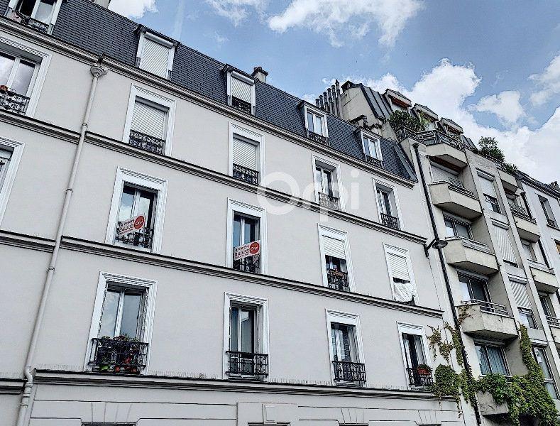 Appartement à vendre 2 36m2 à Paris 15 vignette-1