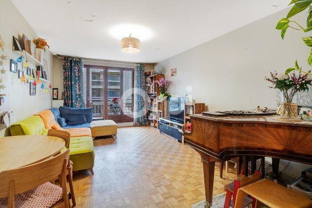 Appartement à vendre 3 66m2 à Paris 15 vignette-1