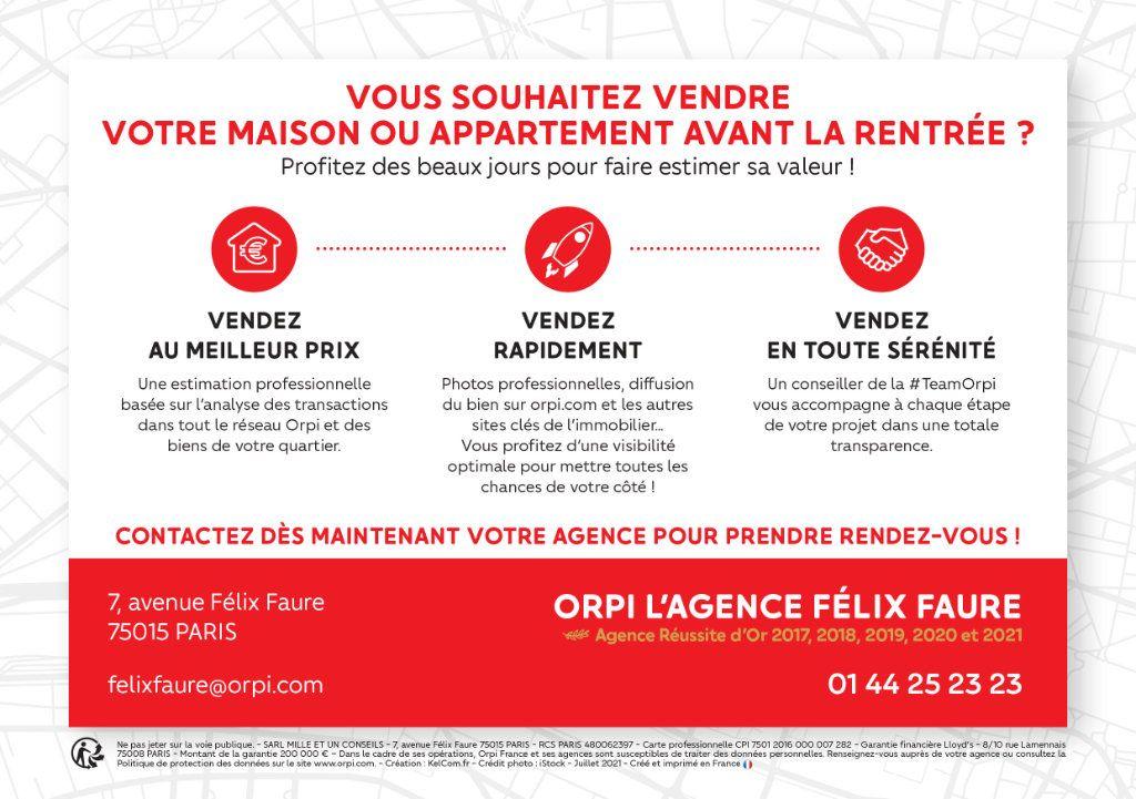Appartement à vendre 3 41.25m2 à Paris 15 vignette-8