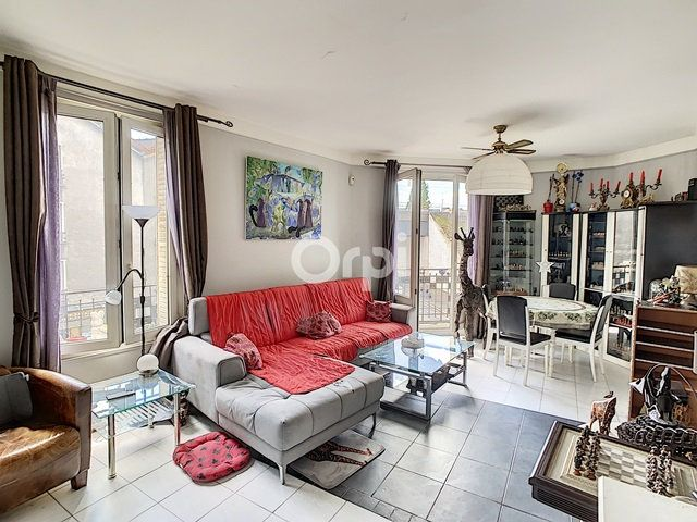 Appartement à vendre 5 86.74m2 à Vanves vignette-2