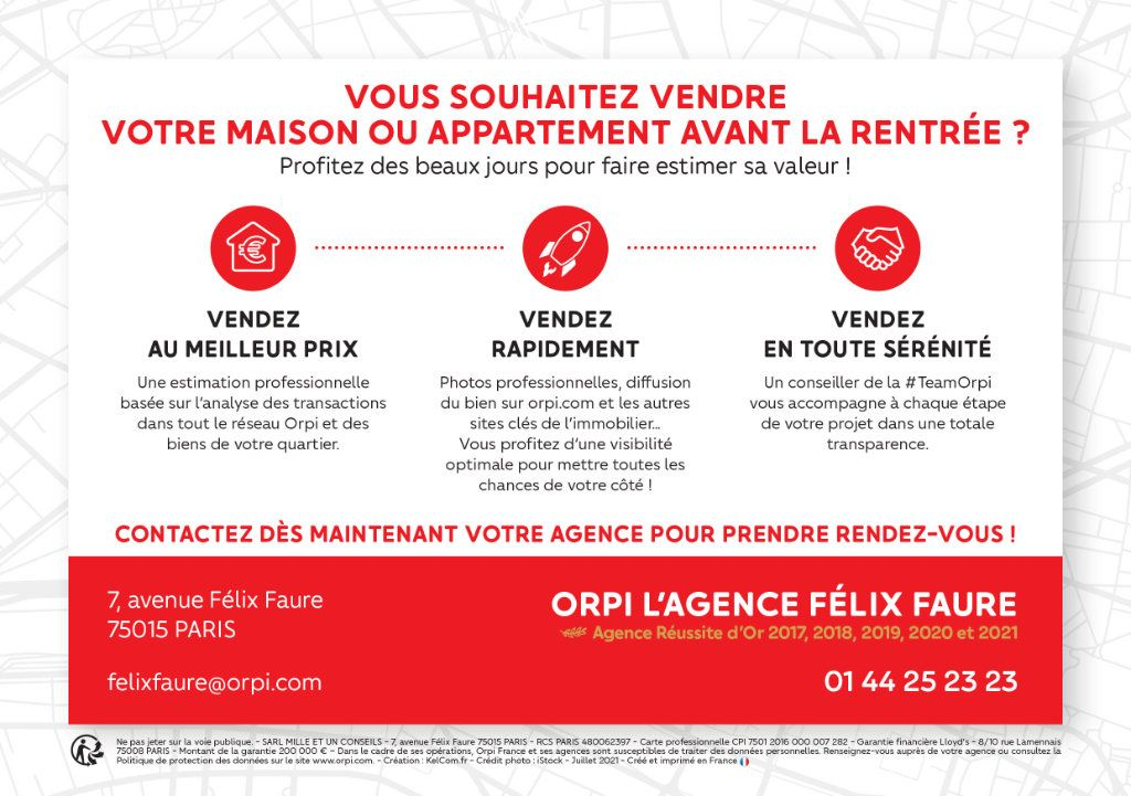 Appartement à vendre 4 90m2 à Paris 15 vignette-7
