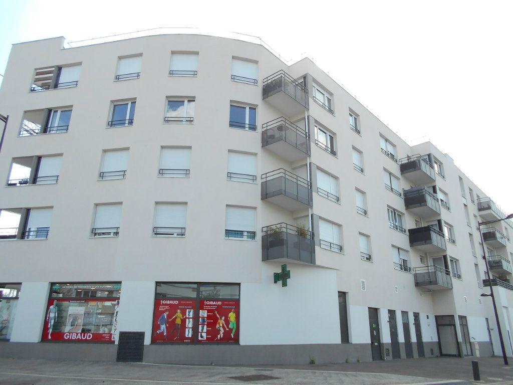 Appartement à vendre 2 42.21m2 à Les Ulis vignette-4