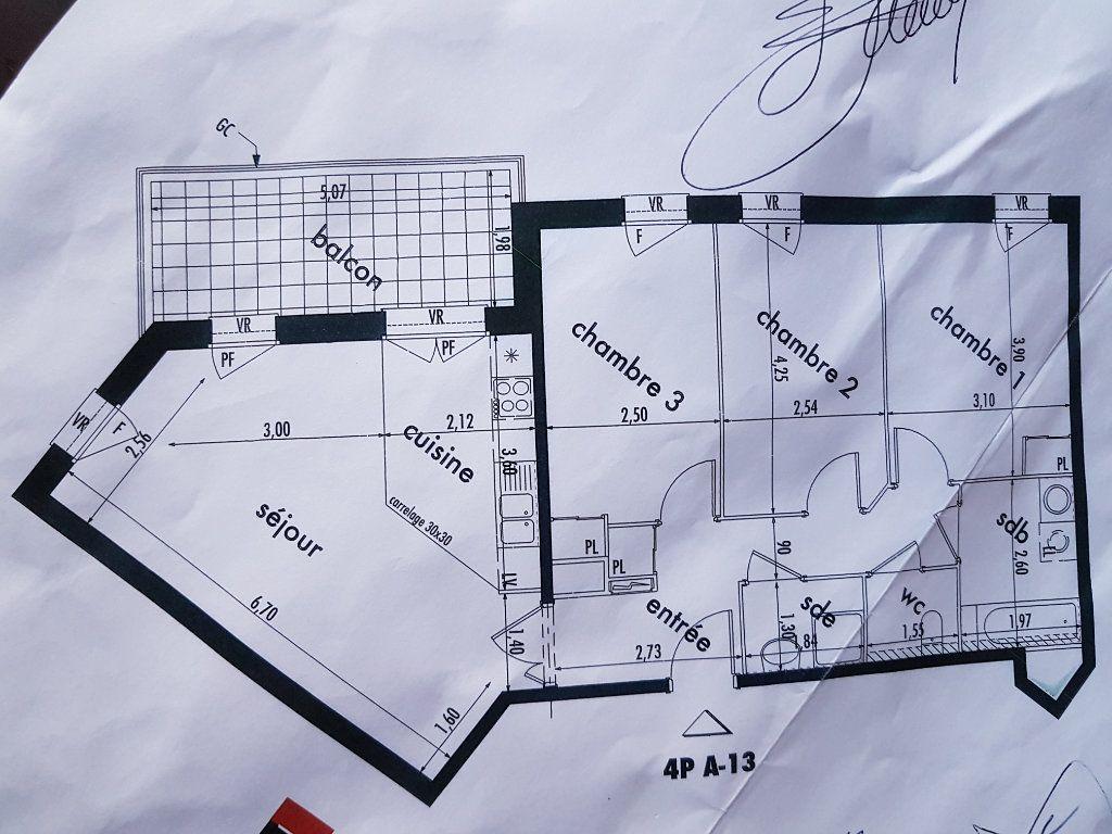 Appartement à vendre 4 80.4m2 à Les Mureaux vignette-14