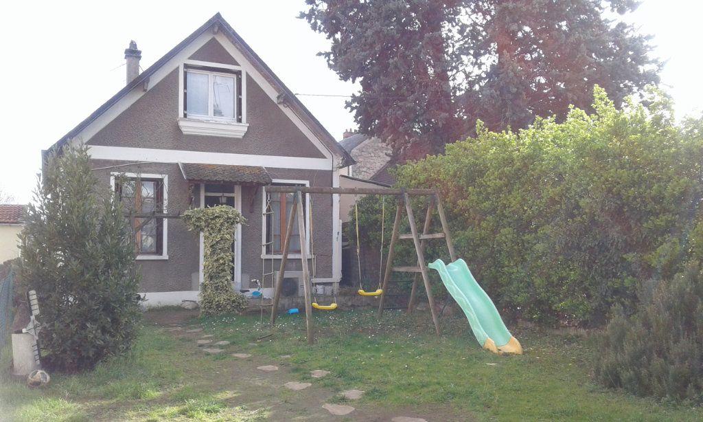 Maison à vendre 5 85m2 à Les Mureaux vignette-1