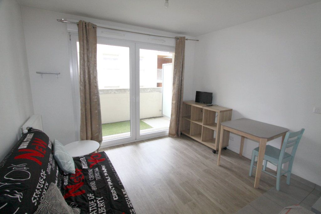 Appartement à louer 1 19.81m2 à Les Mureaux vignette-1