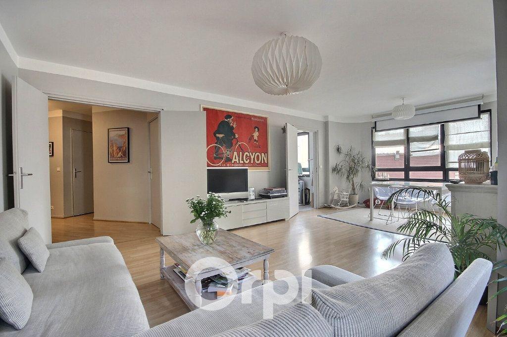 Appartement à vendre 4 96m2 à Boulogne-Billancourt vignette-1