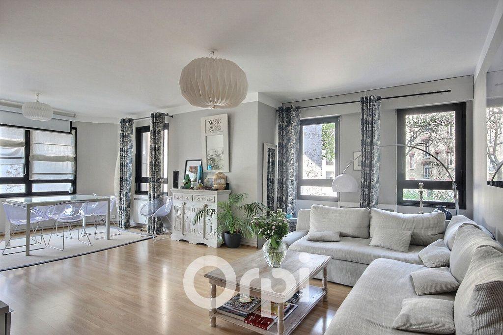 Appartement à vendre 4 96m2 à Boulogne-Billancourt vignette-2