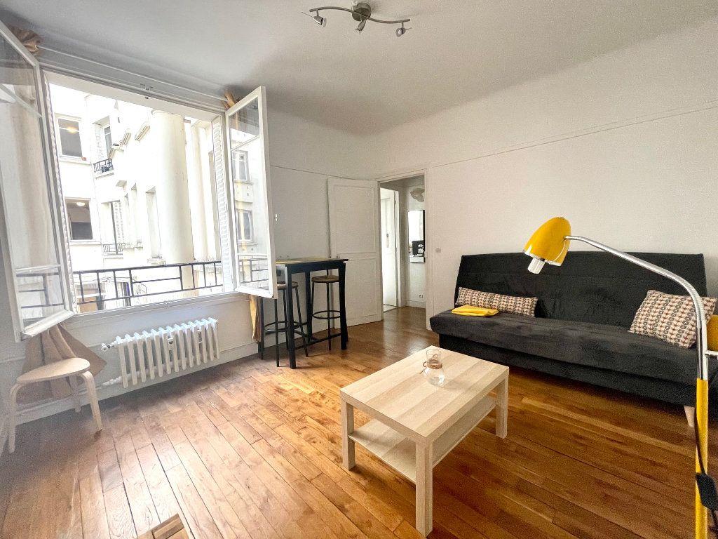 Appartement à louer 1 23.99m2 à Paris 19 vignette-1