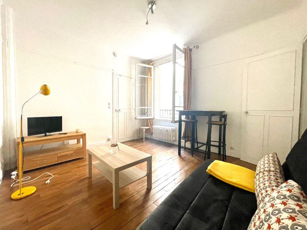 Appartement à louer 1 23.99m2 à Paris 19 vignette-2