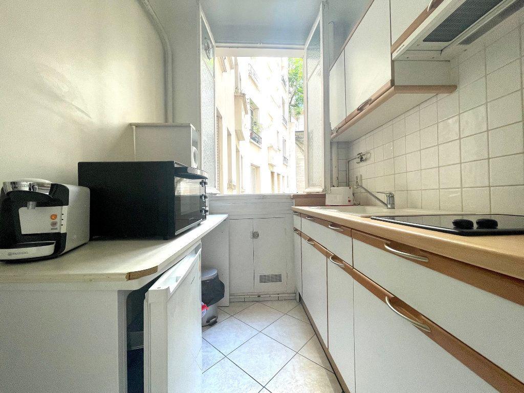 Appartement à louer 1 23.99m2 à Paris 19 vignette-3