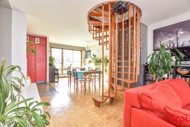 Appartement à vendre 6 106.63m2 à Paris 19 vignette-2