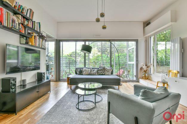 Appartement à vendre 3 69.28m2 à Paris 19 vignette-2