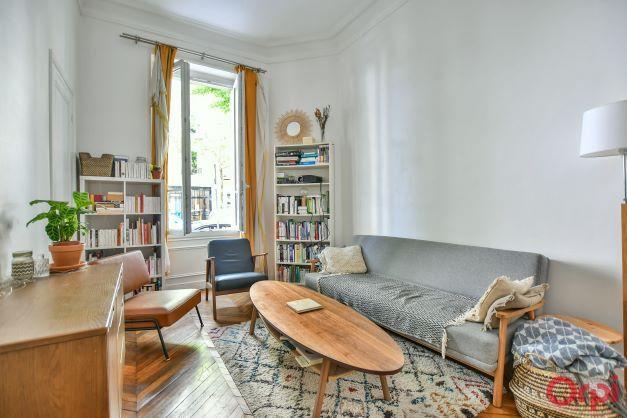 Appartement à vendre 3 48.71m2 à Paris 19 vignette-1