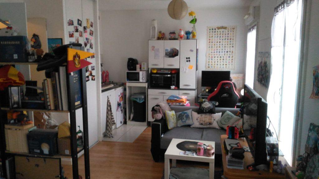 Appartement à louer 1 30m2 à Magny-le-Hongre vignette-1