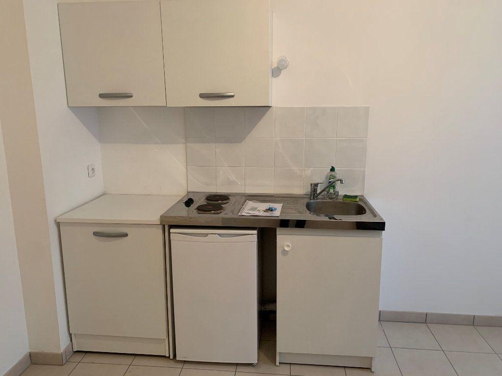 Appartement à louer 1 22.35m2 à Chessy vignette-2