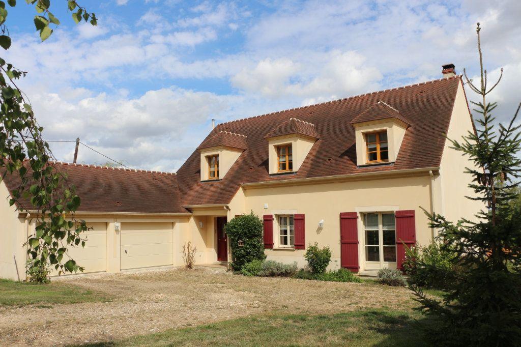 Maison à vendre 5 180m2 à Tigeaux vignette-1
