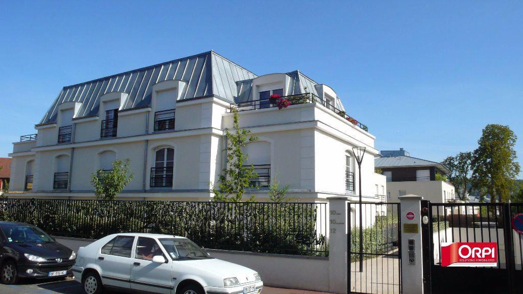 Appartement à louer 1 27.6m2 à Verneuil-sur-Seine vignette-1