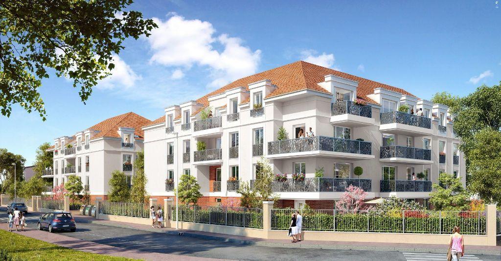 Appartement à louer 3 64.75m2 à Achères vignette-1