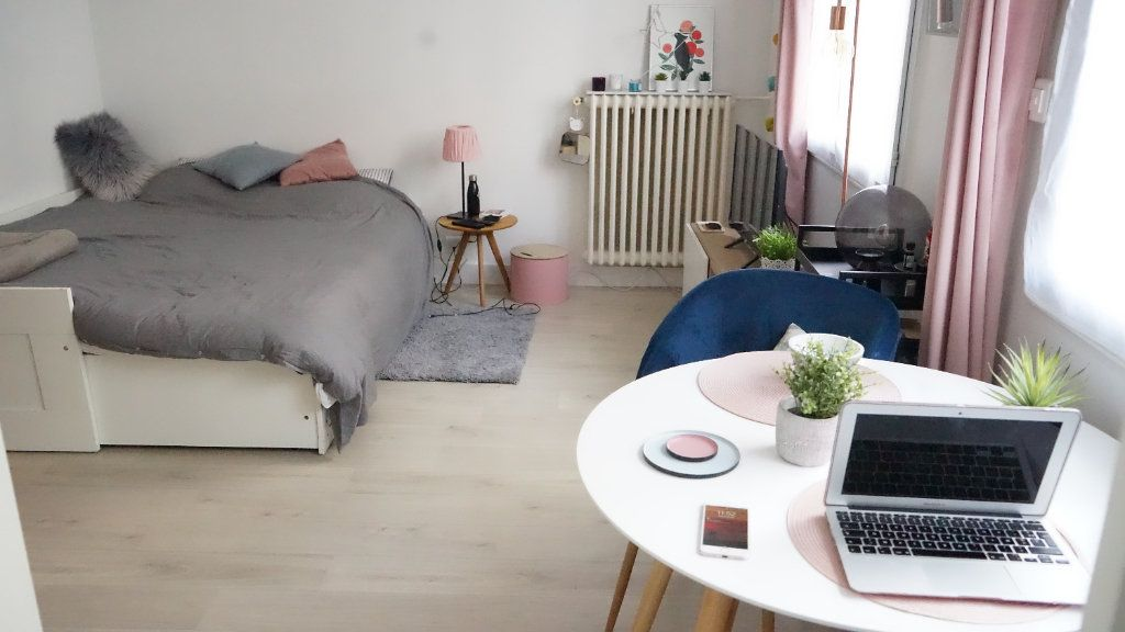 Appartement à louer 1 23.86m2 à Boulogne-Billancourt vignette-3
