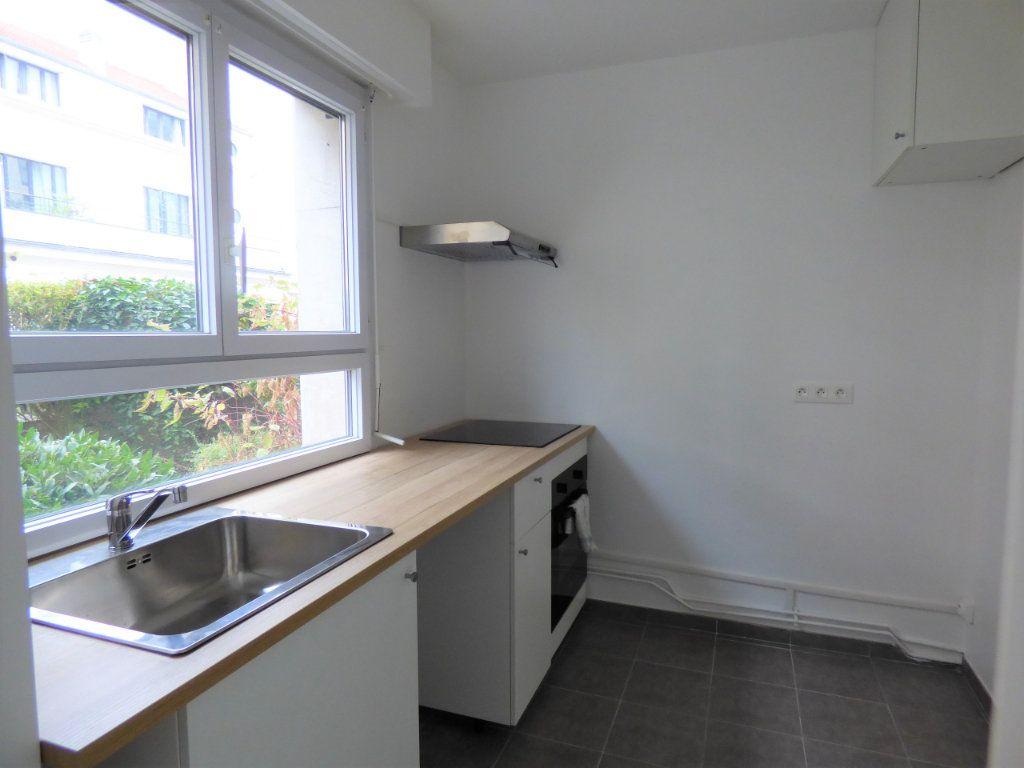 Appartement à louer 1 23.86m2 à Boulogne-Billancourt vignette-5