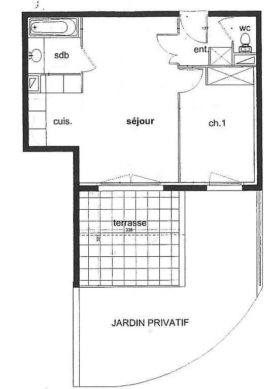 Appartement à louer 2 39.4m2 à Verneuil-sur-Seine vignette-8