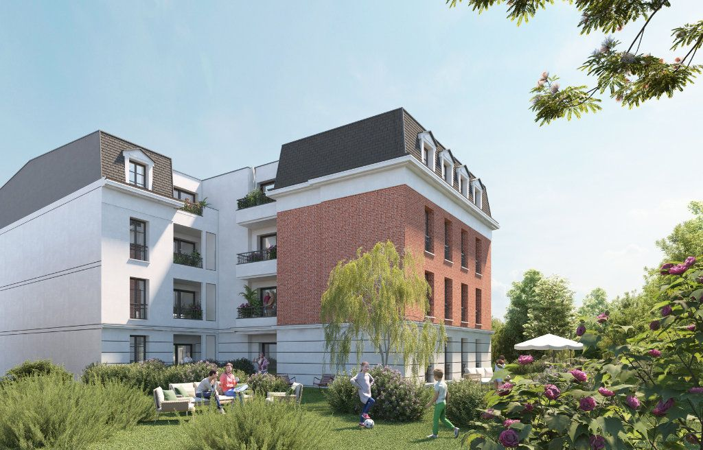 Appartement à vendre 3 60.4m2 à Gagny vignette-1