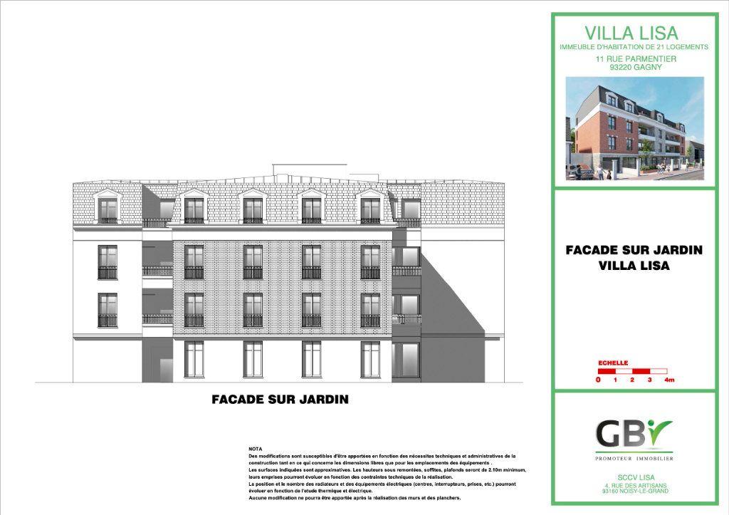Appartement à vendre 4 73.1m2 à Gagny vignette-6