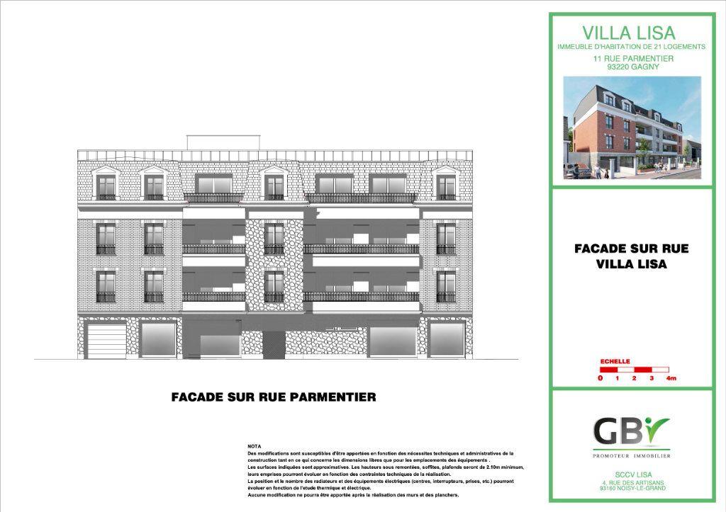 Appartement à vendre 4 73.1m2 à Gagny vignette-7