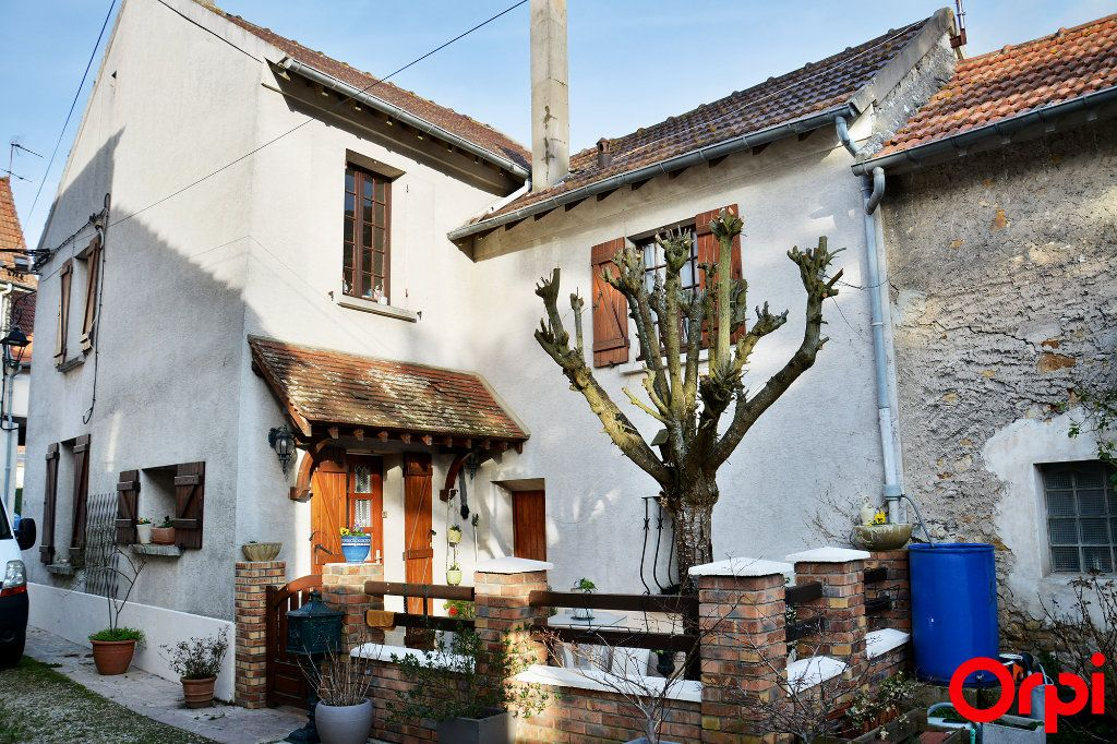 Maison à vendre 5 90m2 à Esbly vignette-1