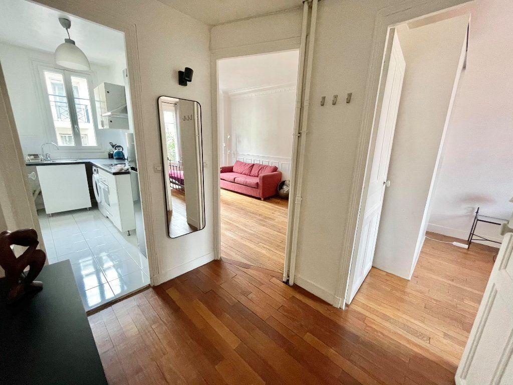 Appartement à louer 2 38m2 à Montrouge vignette-1