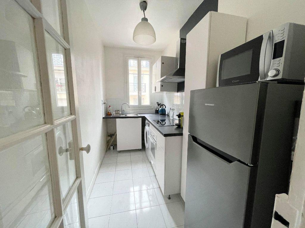 Appartement à louer 2 38m2 à Montrouge vignette-7