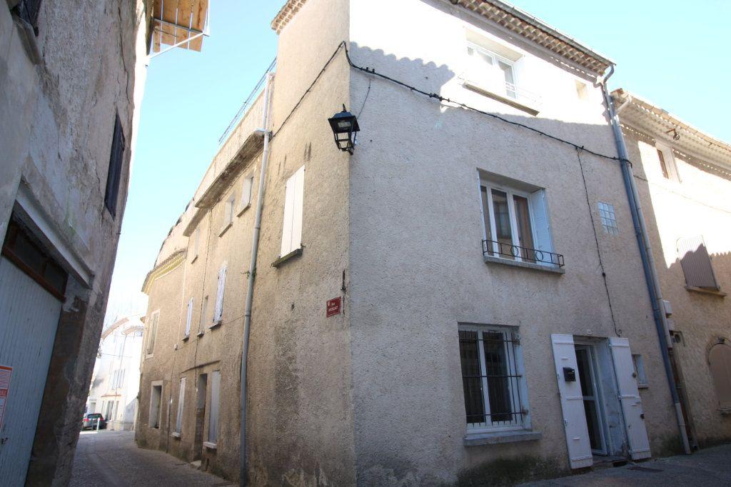 Maison à vendre 4 120m2 à Mazan vignette-1