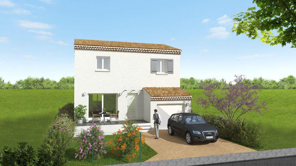Maison à vendre 4 93.08m2 à Carpentras vignette-1