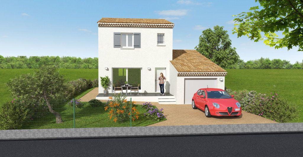 Maison à vendre 4 77.32m2 à Carpentras vignette-1