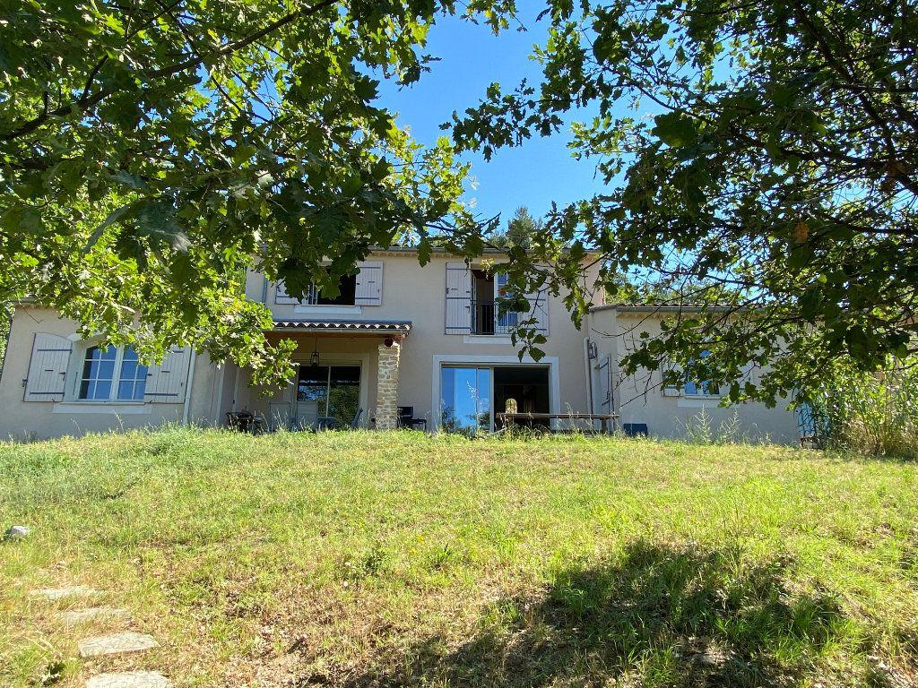 Maison à vendre 7 195m2 à Mirabel-aux-Baronnies vignette-7