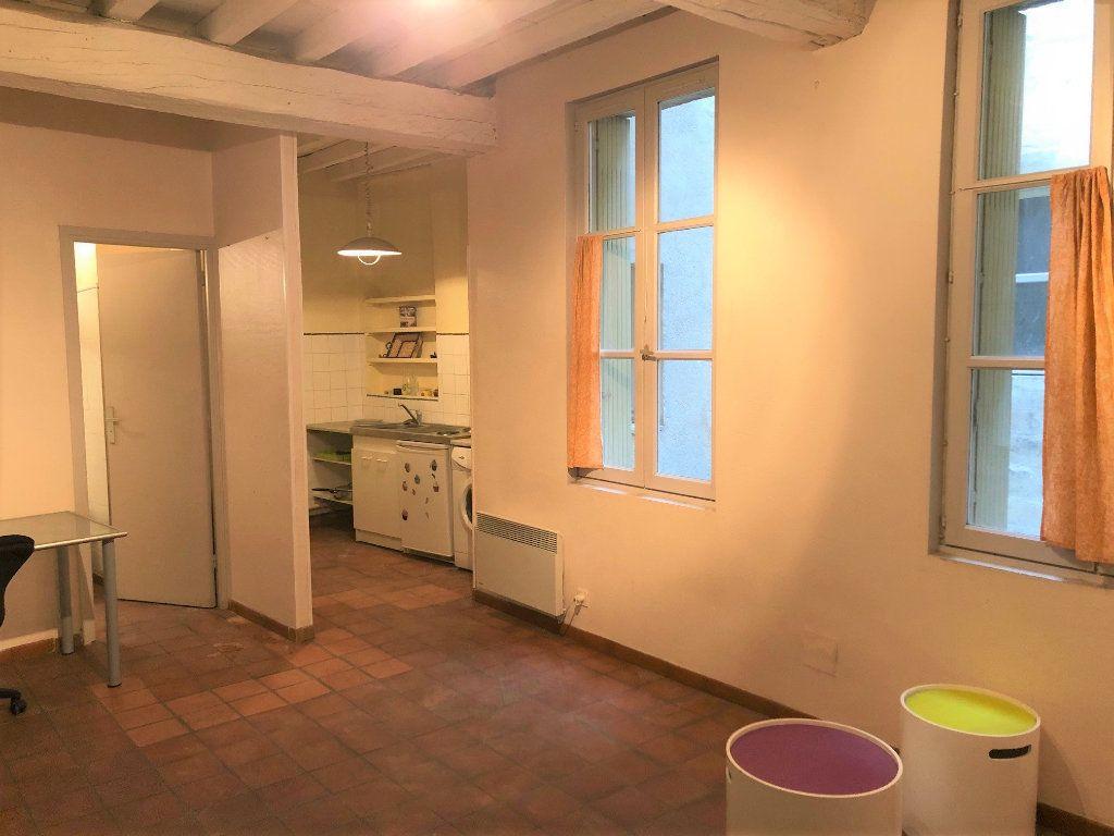 Appartement à vendre 1 26m2 à Avignon vignette-1