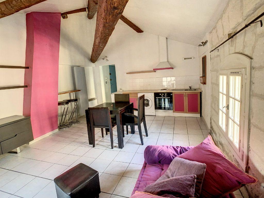 Appartement à vendre 2 40m2 à Avignon vignette-4