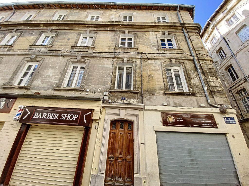 Immeuble à vendre 0 53m2 à Avignon vignette-1