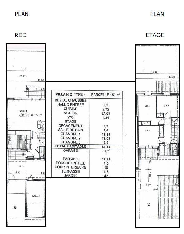 Maison à vendre 4 88m2 à Avignon vignette-2