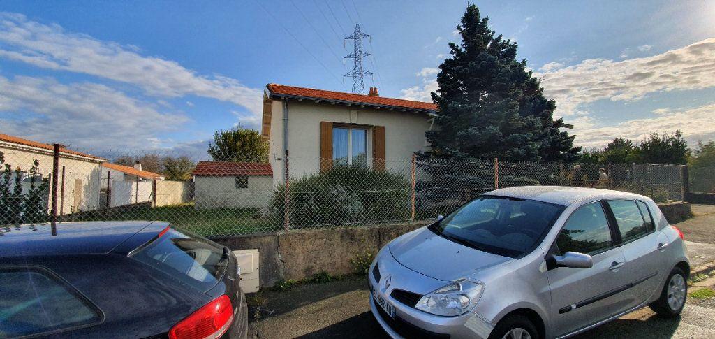 Maison à vendre 4 95m2 à Lagord plan-1