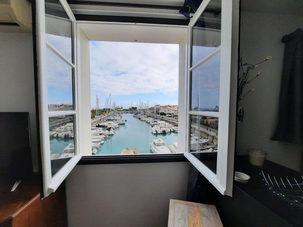 Appartement à vendre 1 30m2 à Saint-Martin-de-Ré vignette-3