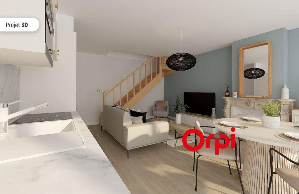 Appartement à vendre 3 57m2 à Oullins vignette-1