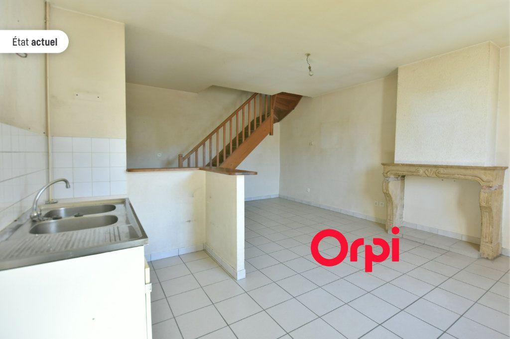 Appartement à vendre 3 57m2 à Oullins vignette-2