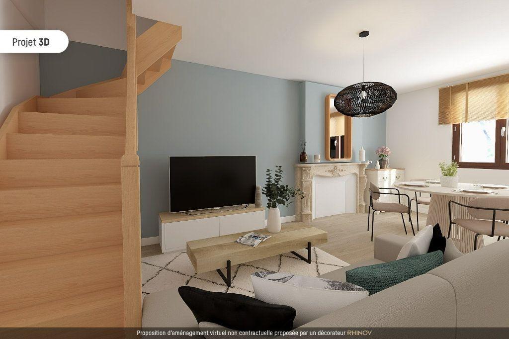 Appartement à vendre 3 57m2 à Oullins vignette-3
