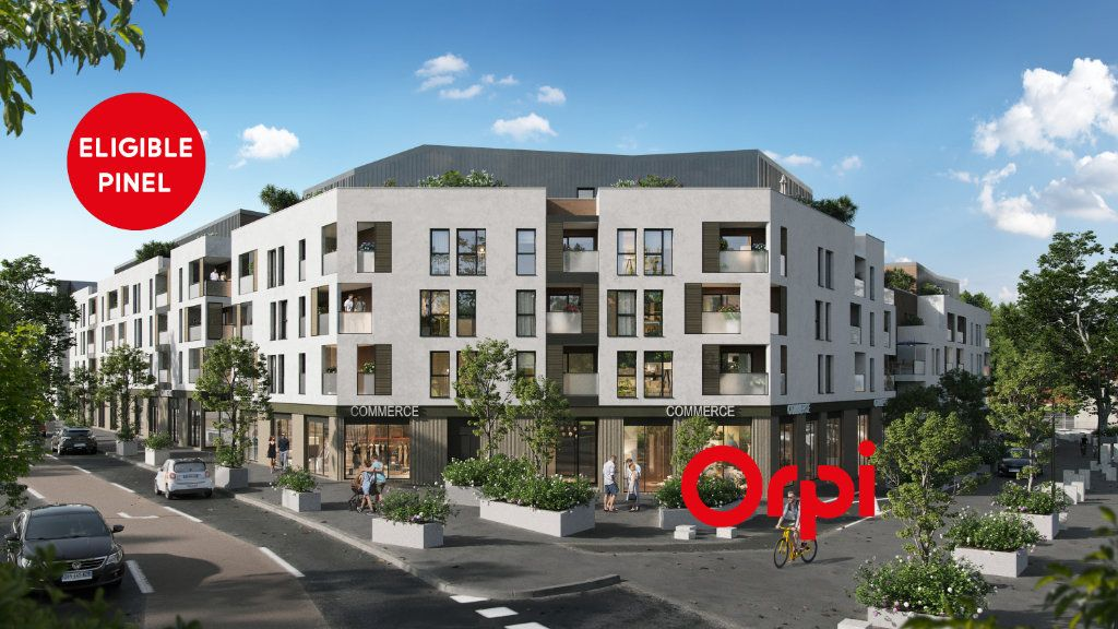 Appartement à vendre 2 43.96m2 à Brignais vignette-2