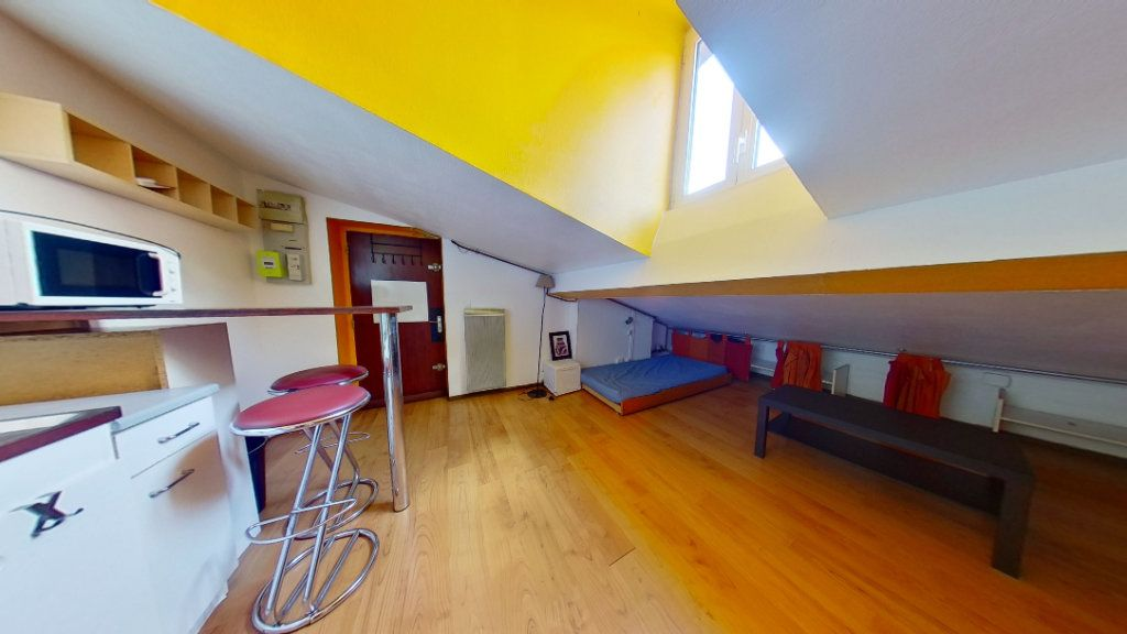 Appartement à louer 1 7.44m2 à Lyon 6 vignette-2