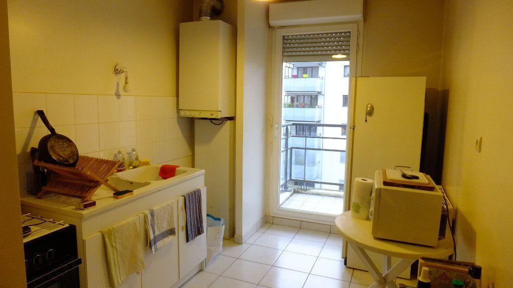 Appartement à vendre 2 52.01m2 à Villeurbanne vignette-7